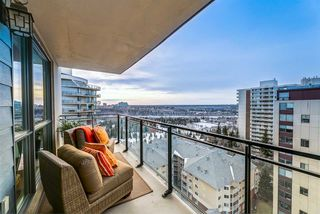 Photo 2: 1502 10046 117 Street in Edmonton: Zone 12 Condo for sale : MLS®# E4225099