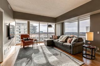Photo 3: 1502 10046 117 Street in Edmonton: Zone 12 Condo for sale : MLS®# E4225099
