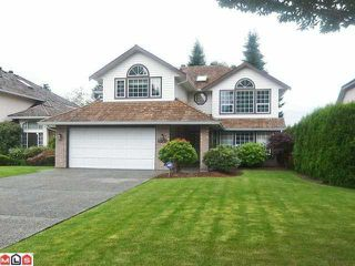 """Photo 1: 21649 45TH Avenue in Langley: Murrayville House for sale in """"Upper Murrayville"""" : MLS®# F1216788"""