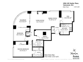 """Photo 14: 904 183 KEEFER Place in Vancouver: Downtown VW Condo for sale in """"Paris Place"""" (Vancouver West)  : MLS®# V990466"""