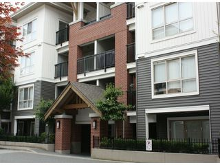 "Photo 1: A316 8929 202 Street in Langley: Walnut Grove Condo for sale in ""The Grove"" : MLS®# F1316933"
