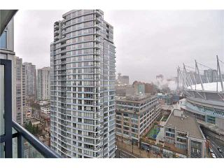 Photo 4: # 2506 939 EXPO BV in Vancouver: Yaletown Condo for sale (Vancouver West)  : MLS®# V927972
