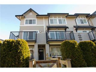 "Main Photo: 140 2450 161A Street in Surrey: Grandview Surrey Townhouse for sale in ""GLENMORE"" (South Surrey White Rock)  : MLS®# F1421167"