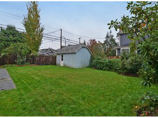 Photo 19: 2708 W 33RD AV in Vancouver: MacKenzie Heights House for sale (Vancouver West)  : MLS®# V1091983
