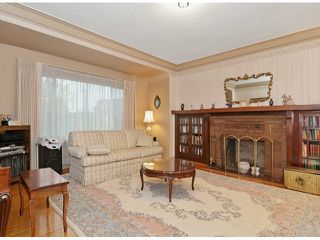 Photo 3: 2708 W 33RD AV in Vancouver: MacKenzie Heights House for sale (Vancouver West)  : MLS®# V1091983