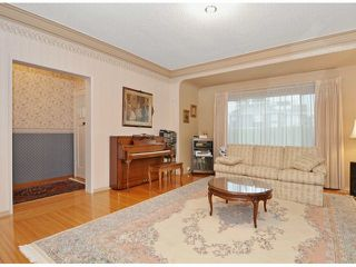 Photo 4: 2708 W 33RD AV in Vancouver: MacKenzie Heights House for sale (Vancouver West)  : MLS®# V1091983