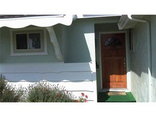 Photo 2: Home for sale : 3 bedrooms : 3966 Anastasia Street in San Diego