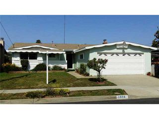 Photo 1: Home for sale : 3 bedrooms : 3966 Anastasia Street in San Diego