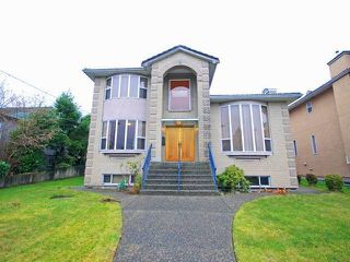 Main Photo: 5265 MARINE DR in Burnaby: South Slope House for sale (Burnaby South)  : MLS®# V1099806