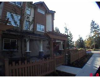 """Photo 2: 8717 159TH Street in Surrey: Fleetwood Tynehead Townhouse for sale in """"Springfield Gardens"""" : MLS®# F2623924"""