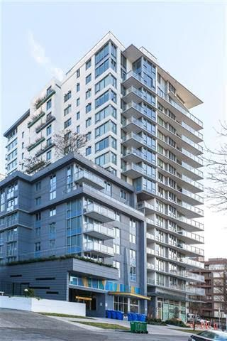 Main Photo: 1009 Harwood St in Vancouver: West End Condo for rent (Vancouver Downtown)
