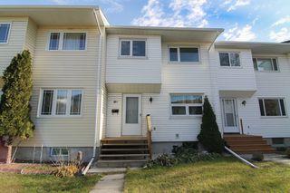 Photo 1: 56 Rougeau Avenue in Winnipeg: Townhouse for sale (3K)  : MLS®# 1828706