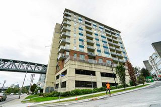 "Photo 1: 104 200 KEARY Street in New Westminster: Sapperton Condo for sale in ""THE ANVIL"" : MLS®# R2409767"