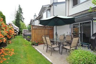 Photo 17: 2 11580 BURNETT STREET in Maple Ridge: East Central Townhouse for sale : MLS®# R2400950