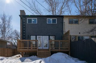 Photo 25: 11137 SACRAMENTO Drive SW in Calgary: Southwood Semi Detached for sale : MLS®# C4289104