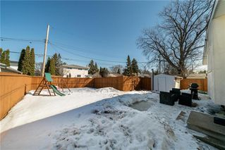 Photo 37: 53 Sansome Avenue in Winnipeg: Westwood Residential for sale (5G)  : MLS®# 202006568
