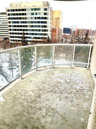 Photo 19: 605 10136 104 Street in Edmonton: Zone 12 Condo for sale : MLS®# E4192924