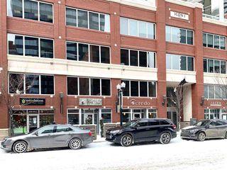 Photo 24: 605 10136 104 Street in Edmonton: Zone 12 Condo for sale : MLS®# E4192924