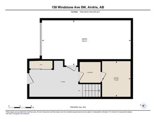 Photo 41: 158 WINDSTONE Mews SW: Airdrie Row/Townhouse for sale : MLS®# C4295967