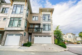 "Main Photo: 68 9989 BARNSTON Drive in Surrey: Fraser Heights Townhouse for sale in ""HIGHCREST"" (North Surrey)  : MLS®# R2479787"