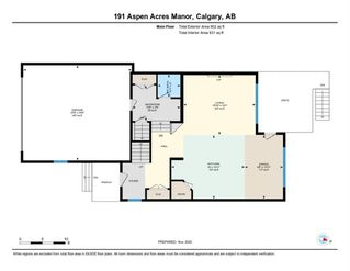 Photo 47: 191 Aspen Acres Manor SW in Calgary: Aspen Woods Detached for sale : MLS®# A1048705