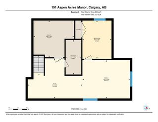 Photo 49: 191 Aspen Acres Manor SW in Calgary: Aspen Woods Detached for sale : MLS®# A1048705