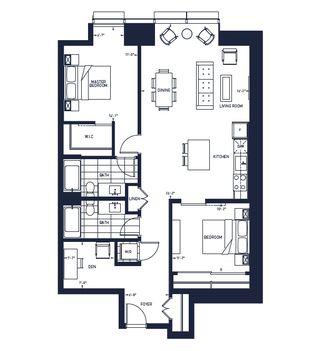 Photo 2: 4406 10310 102 Street in Edmonton: Zone 12 Condo for sale : MLS®# E4221002