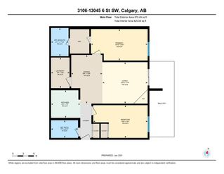Photo 21: 3106 13045 6 Street SW in Calgary: Canyon Meadows Apartment for sale : MLS®# A1058928