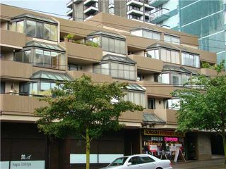 "Photo 1: 304 1455 ROBSON Street in Vancouver: West End VW Condo for sale in ""THE COLONNADE"" (Vancouver West)  : MLS®# V970531"