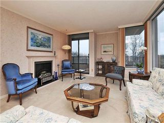 Photo 4: 206 1033 Belmont Avenue in VICTORIA: Vi Rockland Condo Apartment for sale (Victoria)  : MLS®# 318213