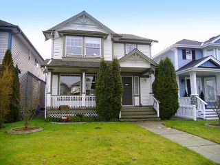 "Photo 1: 18436 65TH Avenue in Surrey: Cloverdale BC House for sale in ""Clover Valley Station"" (Cloverdale)  : MLS®# F1302703"