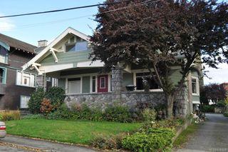 Photo 1: 27 Olympia Ave in VICTORIA: Vi James Bay Multi Family for sale (Victoria)  : MLS®# 638828