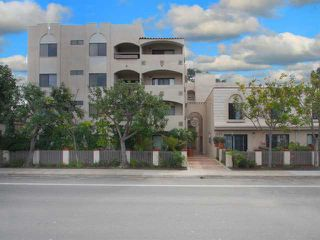 Photo 1: PACIFIC BEACH Condo for sale : 2 bedrooms : 1225 Pacific Beach Drive #2d in San Diego