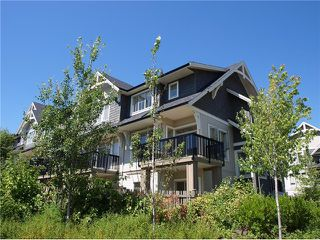 Photo 3: 116 3105 Dayanee Springs blvd in Coquitlam: Westwood Plateau Townhouse for sale : MLS®# V1020079