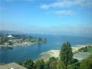 Photo 1: # 1902 1005 BEACH AV in Vancouver: West End VW Condo for sale (Vancouver West)  : MLS®# V1093565