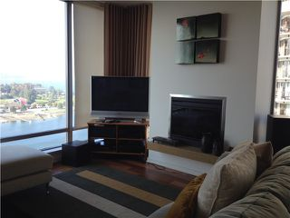 Photo 7: # 1902 1005 BEACH AV in Vancouver: West End VW Condo for sale (Vancouver West)  : MLS®# V1093565