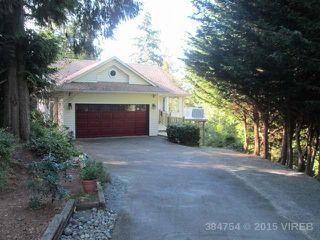Photo 2: 1360 GARRETT PLACE in COWICHAN BAY: Z3 Cowichan Bay House for sale (Zone 3 - Duncan)  : MLS®# 384754