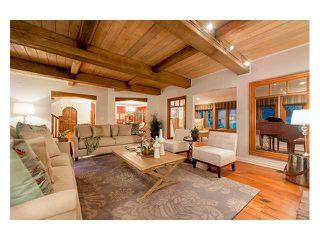 Main Photo: 2985 Rosebery Av in West Vancouver: Altamont House for sale : MLS®# V1106168