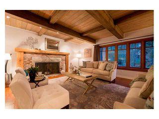 Photo 2: 2985 Rosebery Av in West Vancouver: Altamont House for sale : MLS®# V1106168