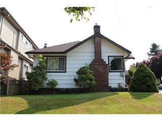 Photo 1: 4016 LAUREL STREET in Vancouver: Cambie House for sale (Vancouver West)  : MLS®# R2018117