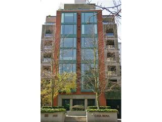 Photo 1: 402 1818 ROBSON STREET in Vancouver: West End VW Condo for sale (Vancouver West)  : MLS®# R2377698