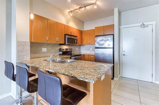 "Photo 5: 414 13733 107A Avenue in Surrey: Whalley Condo for sale in ""Quattro"" (North Surrey)  : MLS®# R2408176"