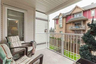 "Photo 19: 206 17740 58A Avenue in Surrey: Cloverdale BC Condo for sale in ""Derby Downs"" (Cloverdale)  : MLS®# R2426775"
