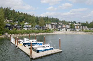 """Photo 1: 105 3873 CATES LANDING Way in North Vancouver: Roche Point Condo for sale in """"CATES LANDING"""" : MLS®# R2451740"""