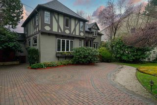 Photo 1: 3240 SW MARINE Drive in Vancouver: Southlands House for sale (Vancouver West)  : MLS®# R2462299