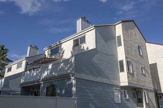 Photo 31: 195 LANCASTER Terrace in Edmonton: Zone 27 Carriage for sale : MLS®# E4206160