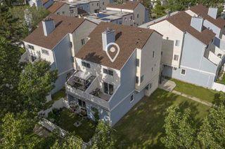 Photo 28: 195 LANCASTER Terrace in Edmonton: Zone 27 Carriage for sale : MLS®# E4206160