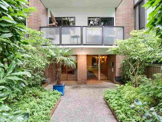 """Photo 2: 104 1535 W NELSON Street in Vancouver: West End VW Condo for sale in """"The Admiral"""" (Vancouver West)  : MLS®# R2482296"""