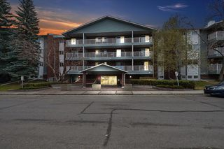 Main Photo: 307 525 56 Avenue SW in Calgary: Windsor Park Apartment for sale : MLS®# A1025344