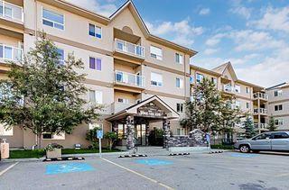 Photo 1: 416 5005 165 Avenue in Edmonton: Zone 03 Condo for sale : MLS®# E4213430